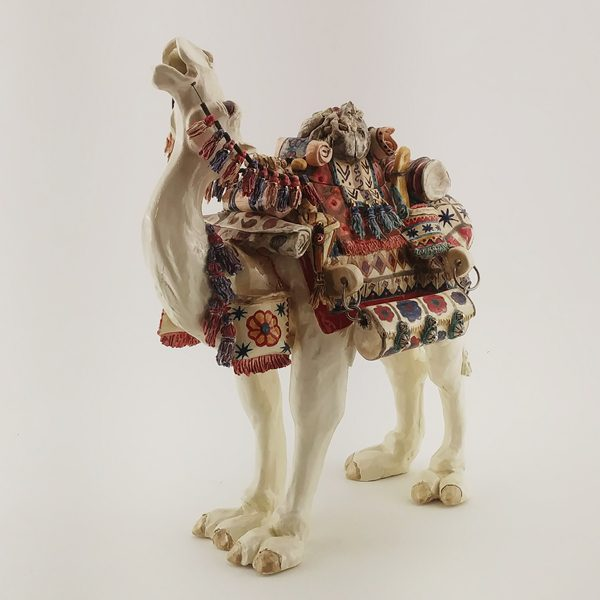exotic clay sculpture teapot camel