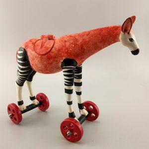 okapi on wheels