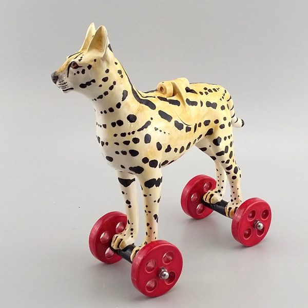 serval on wheels